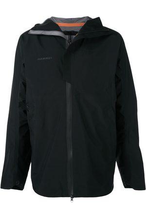Mammut Hooded hardshell jacket