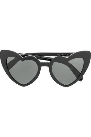 Saint Laurent Eyewear Heart frame sunglasses