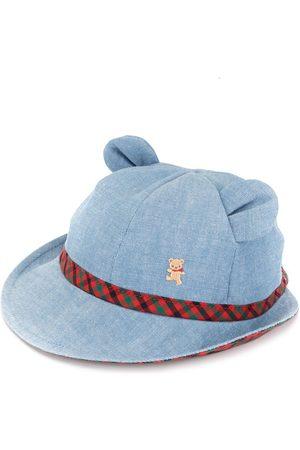 Familiar Hats - Bear ears denim hat