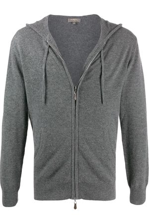 N.PEAL Cashmere knitted hoodie
