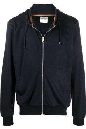 Paul Smith Men Hoodies - Internal striped hoodie