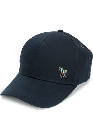 PS Paul Smith Embroidered zebra cap