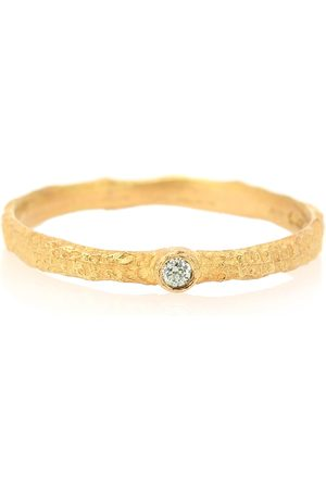 Orit Elhanati Roxy Love 18kt ring with green diamond