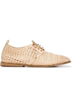 MARSÈLL Woven Derby shoes