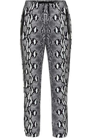 Adam Selman Sport Accessories - Snake-print leggings