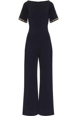 Stella McCartney Embellished knit jumpsuit