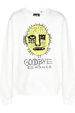 HACULLA Goodbye Romance print sweatshirt
