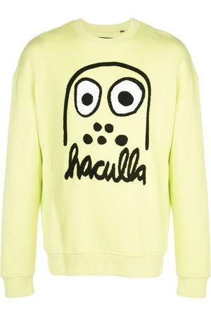 HACULLA Men Sweatshirts - Monster drop shoulder sweatshirt
