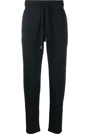 Dolce & Gabbana Logo patch track pants