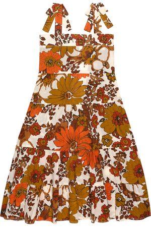 DODO BAR OR Baby floral cotton dress