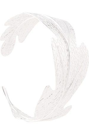 Karen Walker Women Bracelets - Oak leaf cuff bracelet