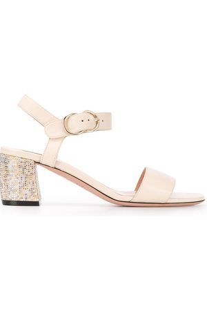 Bally Women Heels - Embellished heel sandals