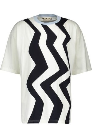 Marni Optical cotton t-shirt