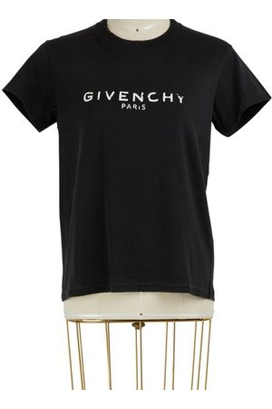 Givenchy Women Short Sleeve - Destroyed T-shirt