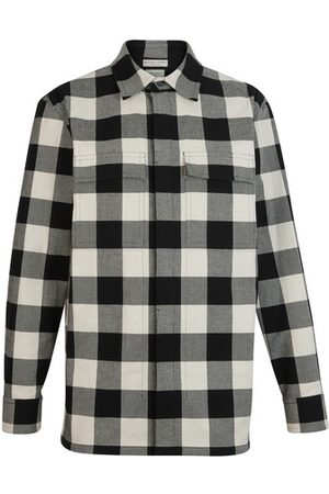 Bottega Veneta Check shirt