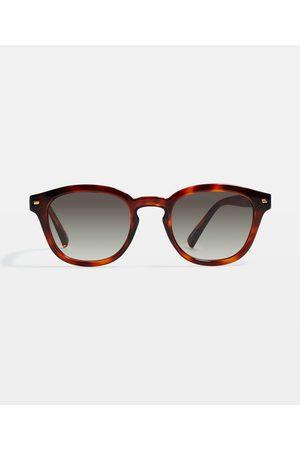 Le Specs Conga Sunglasses Toffee Tortoise