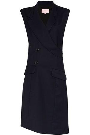 Natasha Zinko Sleeveless mid-length blazer