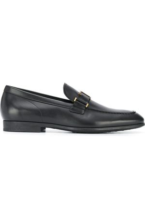 Tod's T monogram loafers