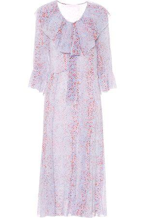 See by Chloé Animal-print dress