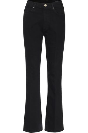 Goldsign The Comfort high-rise bootcut jeans