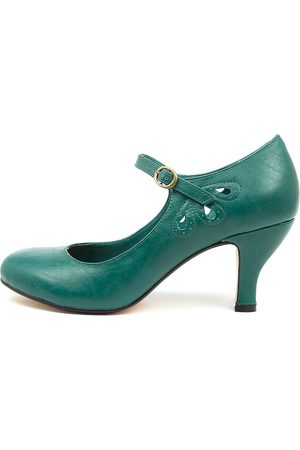 I LOVE BILLY Mendy Ocean Shoes Womens Shoes Dress Heeled Shoes