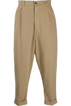 Ami Men Formal Pants - Tapered leg trousers