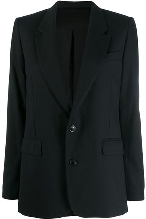 Ami Paris Women Blazers - Two-button fastening blazer