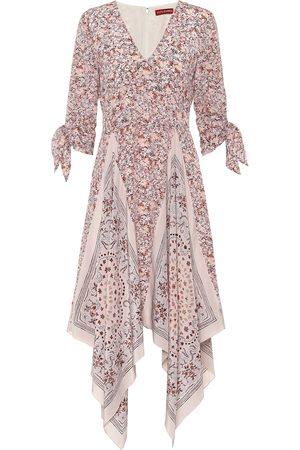 Altuzarra Elvira printed silk dress