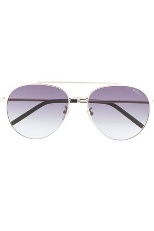 MULBERRY Tony aviator sunglasses