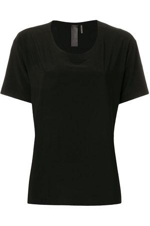 Norma Kamali Women Short Sleeve - Scoop neck T-shirt