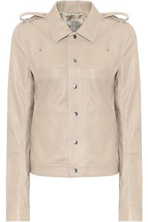 Rick Owens Leather Jackets - Leather jacket