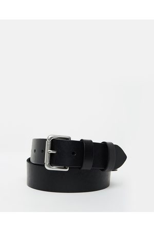Polo Ralph Lauren Saddle Patch Belt - Belts Saddle Patch Belt