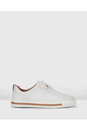Clarks Un Maui Lace - Sneakers ( Leather) Un Maui Lace