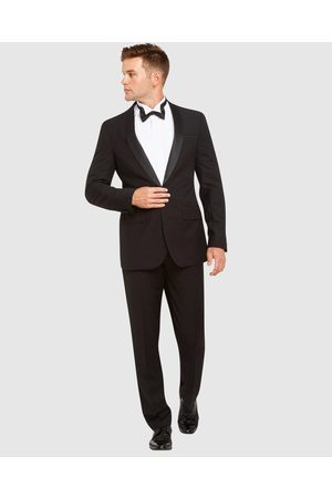 Kelly Country Livorno 1 Button Slim Fit Dinner Suit - Suits & Blazers Livorno 1 Button Slim Fit Dinner Suit