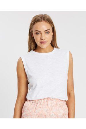 White By FTL Kady Tank - T-Shirts & Singlets Kady Tank