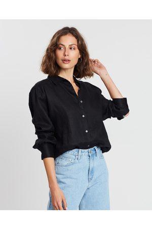 Assembly Label Women Long sleeves - Xander Long Sleeve Shirt - Tops Xander Long Sleeve Shirt
