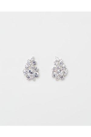Stephanie Browne Winston Earrings - Jewellery (Rhodium) Winston Earrings