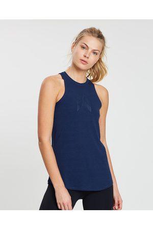 Pilot Athletic Jacqueline High Neck Singlet - T-Shirts & Singlets Jacqueline High-Neck Singlet