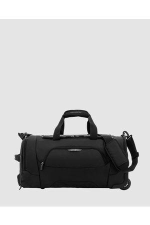 Samsonite Business Albi 55cm On Wheel Duffle Bag - Duffle Bags ( & ) Albi 55cm On-Wheel Duffle Bag