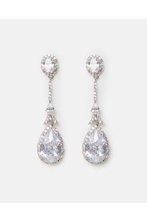 Stephanie Browne Alexandra Earrings - Jewellery (Rhodium) Alexandra Earrings