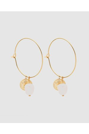 Pastiche Siren Earrings - Jewellery Siren Earrings