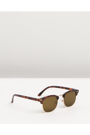 Reality Eyewear Women Sunglasses - Parker - Square (Tortoise) Parker