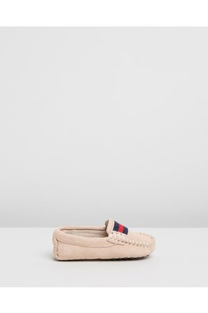 Oscars For Kids Milan Loafers Babies Kids - Dress Shoes ( Suede) Milan Loafers - Babies-Kids
