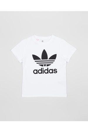 adidas Trefoil Tee Teen - T-Shirts & Singlets ( & ) Trefoil Tee - Teen