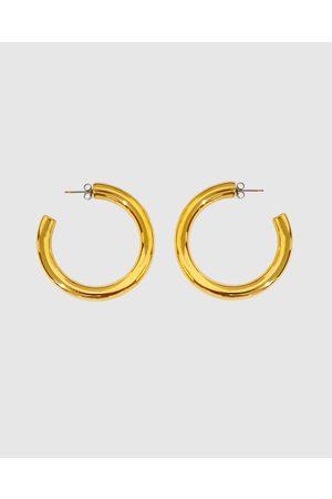 ALIX YANG Kennedy Hoops - Jewellery Kennedy Hoops