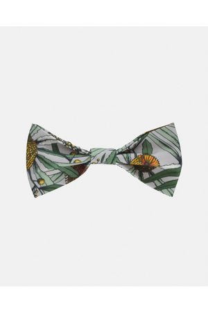 Peggy and Finn Banksia Bow Tie - Ties & Cufflinks Banksia Bow Tie