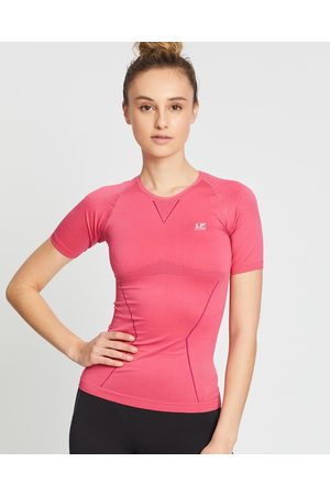 LP Support Air Compression Long Sleeve Top - all compression (Hot & Violet) Air Compression Long Sleeve Top