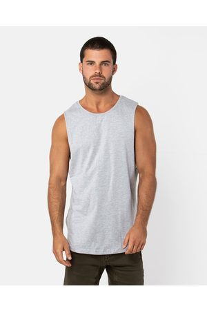 ONEBYONE Classic Blank Tank - Muscle Tops (Marble ) Classic Blank Tank