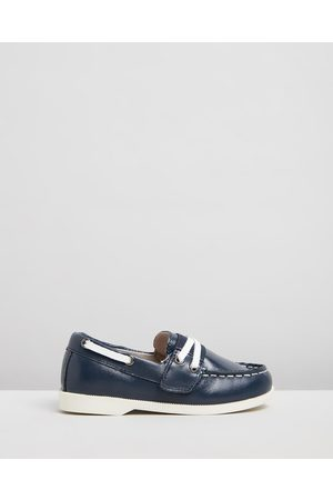 Little Fox Shoes Richmond Loafers - Casual Shoes (Navy) Richmond Loafers