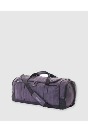 American Tourister Travel Duffle - Duffle Bags (Gun Metal) Travel Duffle